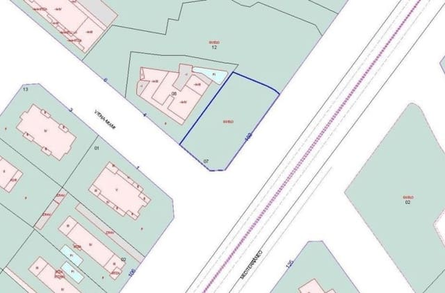Działka budowlana na sprzedaż w Mont-roig del Camp - 235 500 € (Ref: 6169274)