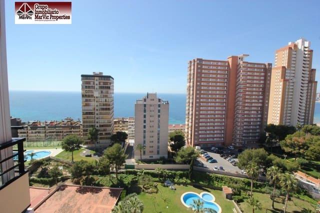 Ático de 2 habitaciones en Benidorm en alquiler vacacional con piscina - 700 € (Ref: 3984406)