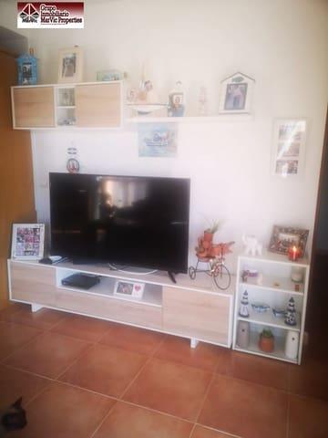 Piso de 2 habitaciones en Orxeta en venta - 96.900 € (Ref: 5885156)