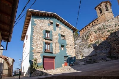 5 bedroom Townhouse for sale in Benabarre with garage - € 180,000 (Ref: 5381900)