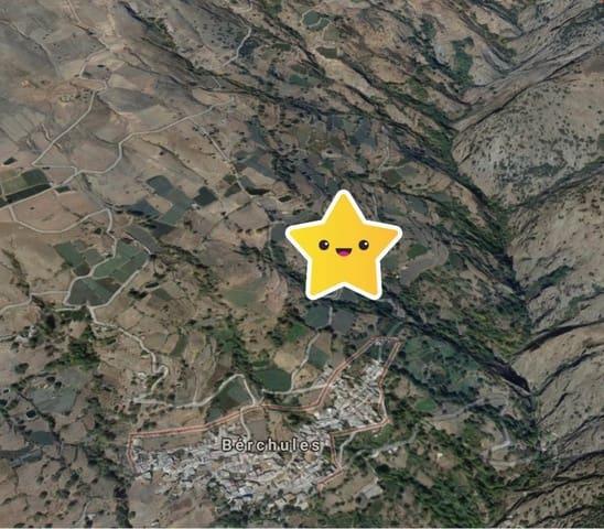 Ubebygd land til salgs i Alpujarra de la Sierra - € 260 000 (Ref: 4153546)