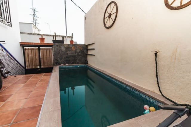 3 soveværelse Villa til salg i Berja med swimmingpool - € 87.260 (Ref: 5685711)