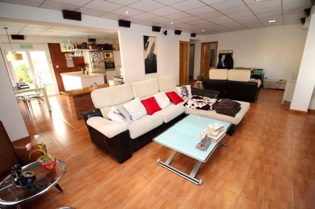 2 sypialnia Willa na sprzedaż w El Ejido z garażem - 368 000 € (Ref: 6191972)