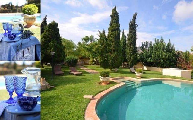 4 slaapkamer Finca/Landhuis te huur in Genova met zwembad garage - € 6.000 (Ref: 4809419)