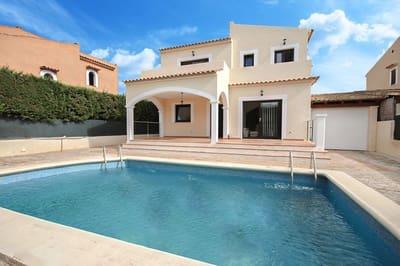 4 bedroom Villa for sale in Son Ferrer with pool garage - € 545,000 (Ref: 5466363)