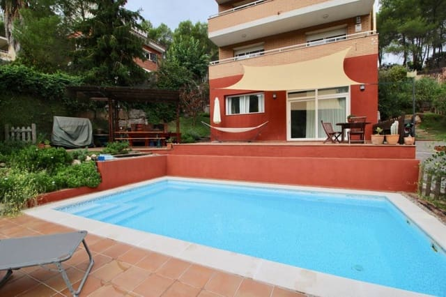 5 soverom Hus til salgs i Corbera de Llobregat med svømmebasseng - € 449 000 (Ref: 5568823)