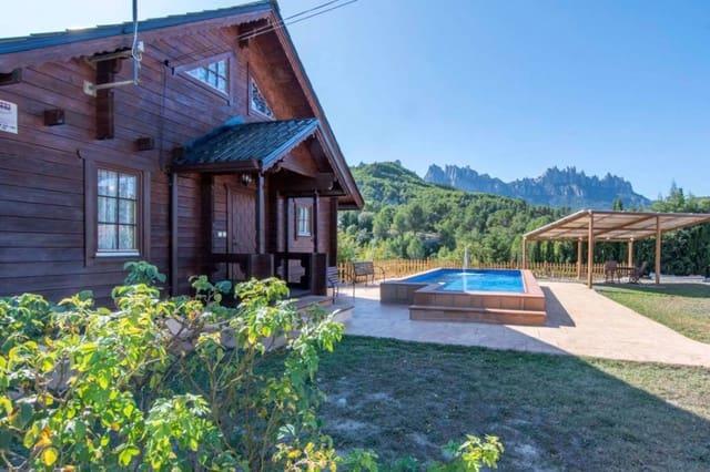 3 quarto Casa em Banda para venda em Castellbell i el Vilar com piscina - 285 000 € (Ref: 6077207)