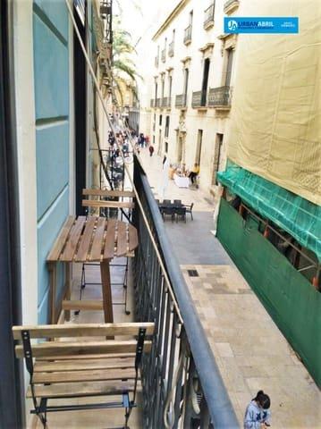 1 soverom Studio til leie i Alicante by - € 550 (Ref: 5853664)
