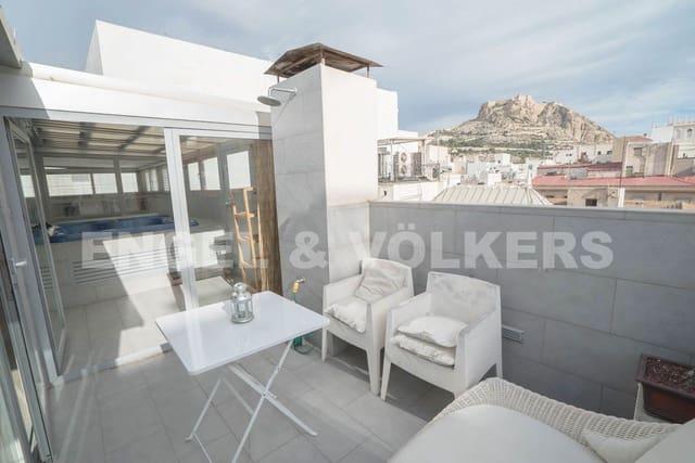 3 Zimmer Penthouse zu verkaufen in Alicante / Alacant Stadt - 325.000 € (Ref: 5864480)