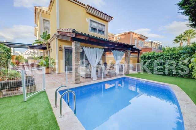 6 quarto Moradia para venda em Playa de San Juan - 630 000 € (Ref: 5918157)