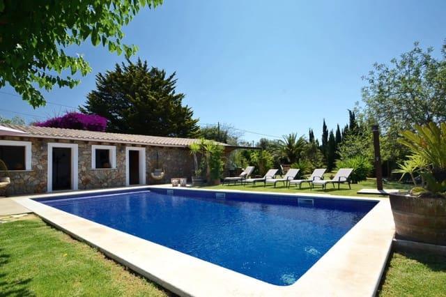 2 makuuhuone Maalaistalo myytävänä paikassa Esporles mukana uima-altaan - 1 350 000 € (Ref: 3708604)