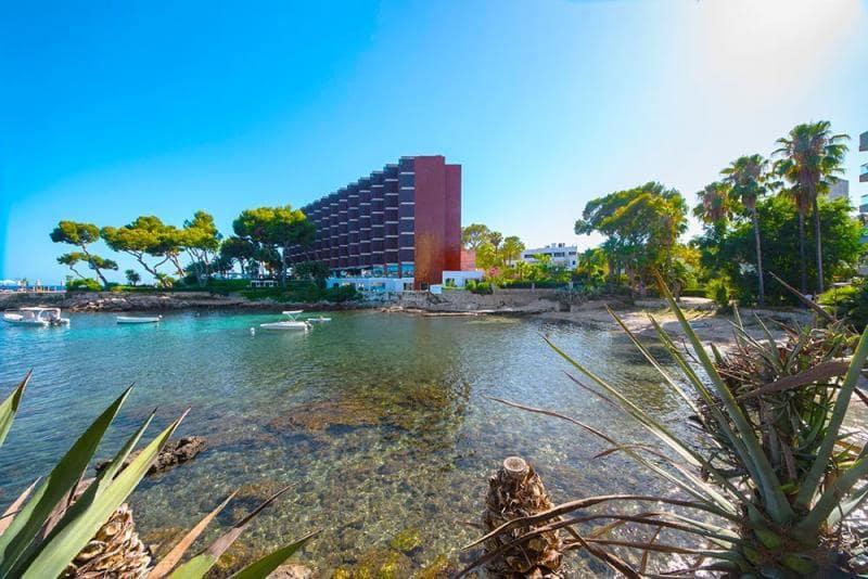 2 slaapkamer Appartement te huur in Illetas met zwembad - € 2.900 (Ref: 5274015)