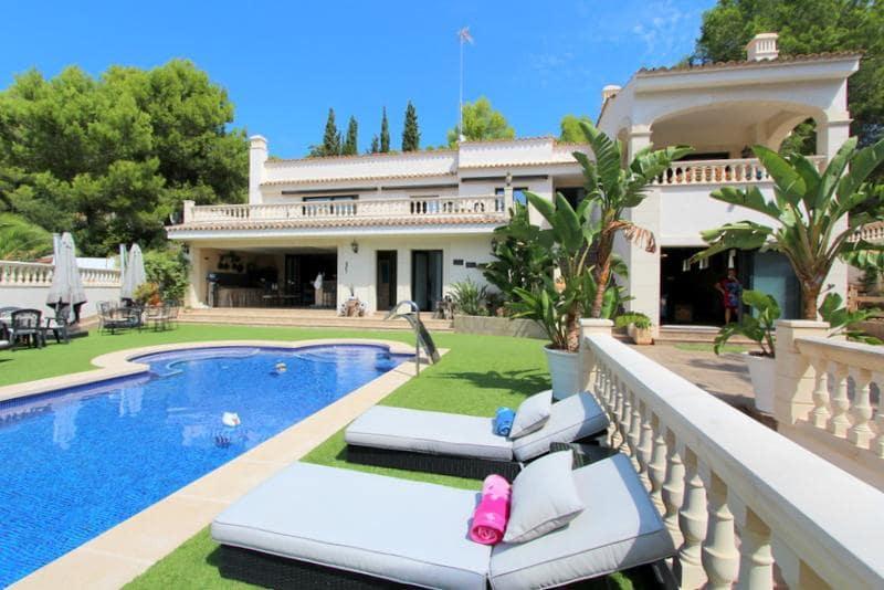 2 slaapkamer Villa te huur in Costa de la Calma - € 6.000 (Ref: 5277365)