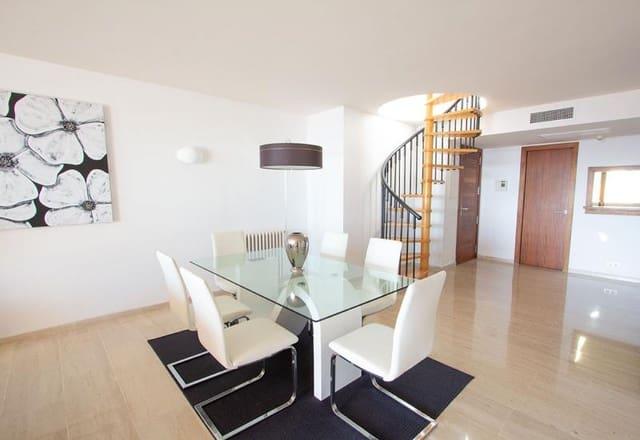 2 soverom Penthouse til leie i Sol de Mallorca med svømmebasseng - € 2 500 (Ref: 5277374)