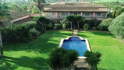 6 bedroom Villa for sale in Santa Margalida - € 4,600,000 (Ref: 2181191)