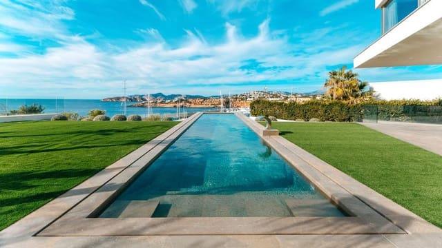 4 sypialnia Willa na sprzedaż w El Toro / Port Adriano - 8 600 000 € (Ref: 3761543)