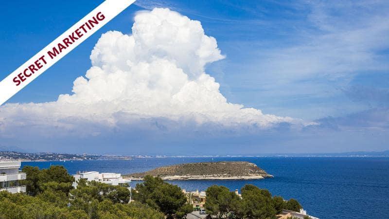 5 bedroom Villa for sale in Cala Vinyes / Cala Vinyas / Cala Vinas - € 3,500,000 (Ref: 3993050)