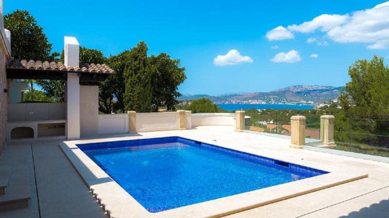 7 sypialnia Willa na sprzedaż w Santa Ponsa - 3 950 000 € (Ref: 4736129)