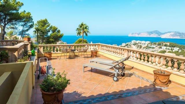 5 Zimmer Villa zu verkaufen in Santa Ponsa - 1.950.000 € (Ref: 4782756)