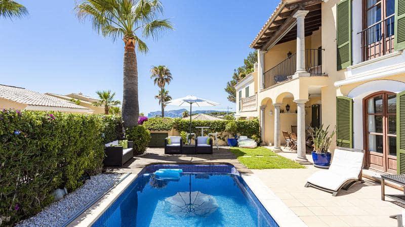 3 sypialnia Willa na sprzedaż w Santa Ponsa - 1 540 000 € (Ref: 5405724)