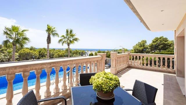 Chalet de 3 habitaciones en Santa Ponsa en venta - 1.975.000 € (Ref: 5465165)
