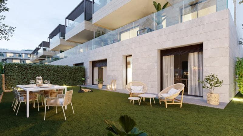 3 sypialnia Apartament na sprzedaż w Santa Ponsa - 545 200 € (Ref: 5727788)