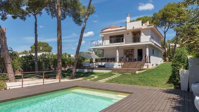 4 bedroom Villa for sale in Santa Ponsa - € 2,100,000 (Ref: 6226810)