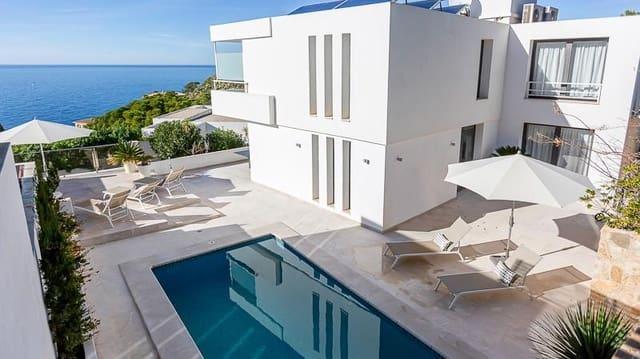 4 sypialnia Willa na sprzedaż w Puerto de Andratx - 3 200 000 € (Ref: 6233913)