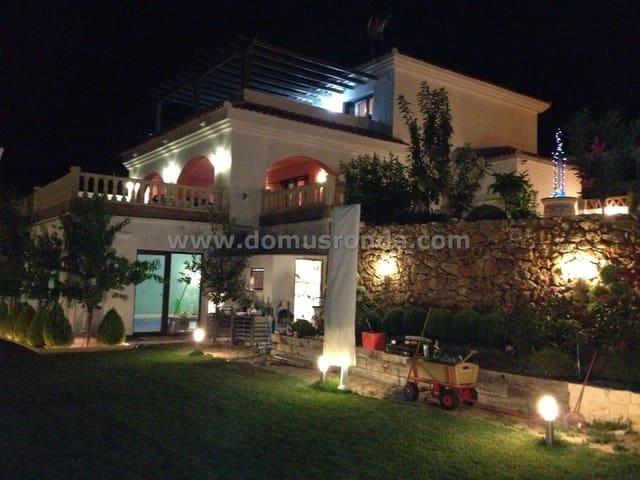 4 soveværelse Villa til salg i Montejaque - € 398.000 (Ref: 6056221)