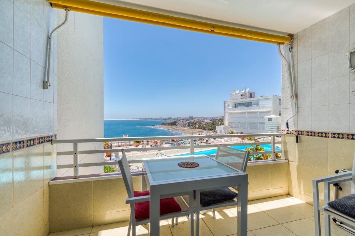 Studio til leje i San Agustin med swimmingpool - € 800 (Ref: 5032851)