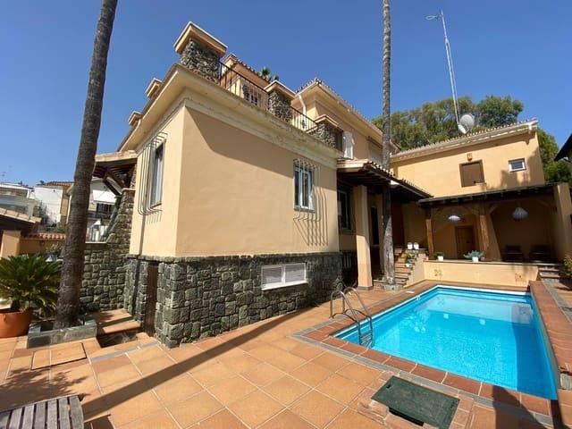4 soverom Villa til leie i El Limonar med svømmebasseng garasje - € 3 100 (Ref: 5669754)