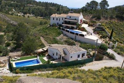 7 Zimmer Finca/Landgut zu verkaufen in Finestrat mit Pool Garage - 725.000 € (Ref: 4717000)