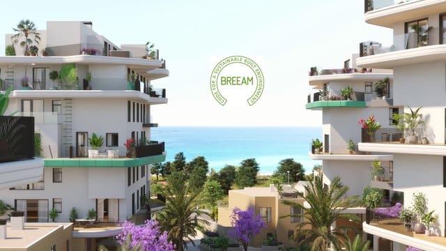 2 sovrum Lägenhet till salu i La Villajoyosa / Vila Joiosa med pool - 253 000 € (Ref: 4986070)