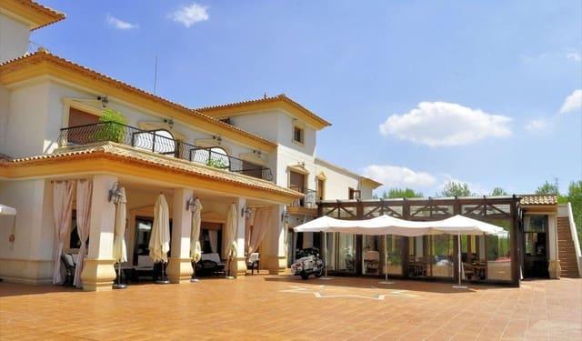 14 sovrum Kommersiell till salu i Finestrat med pool garage - 1 250 000 € (Ref: 5130419)