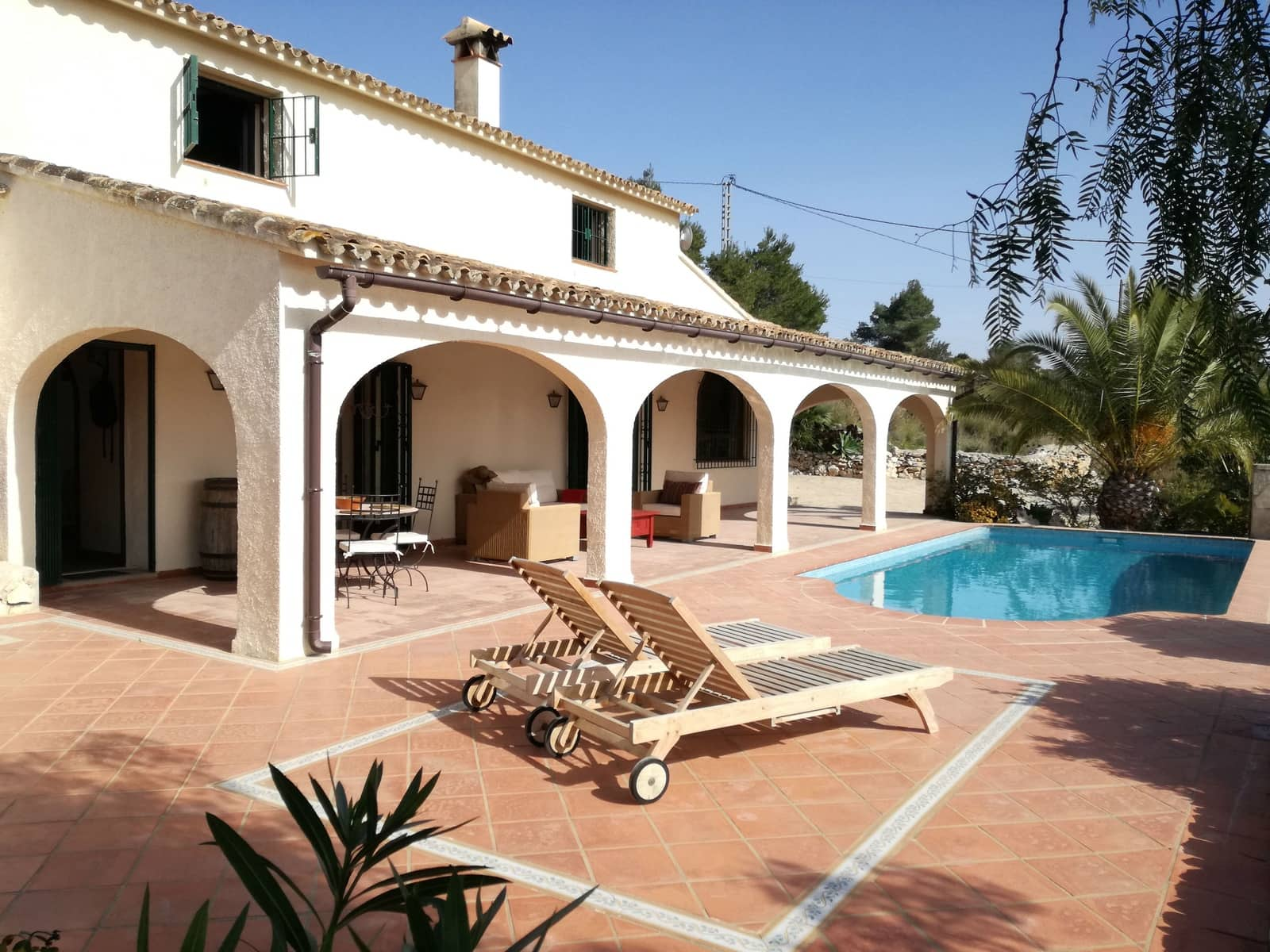 5 soveværelse Finca/Landehus til salg i Teulada - € 395.000 (Ref: 6049061)