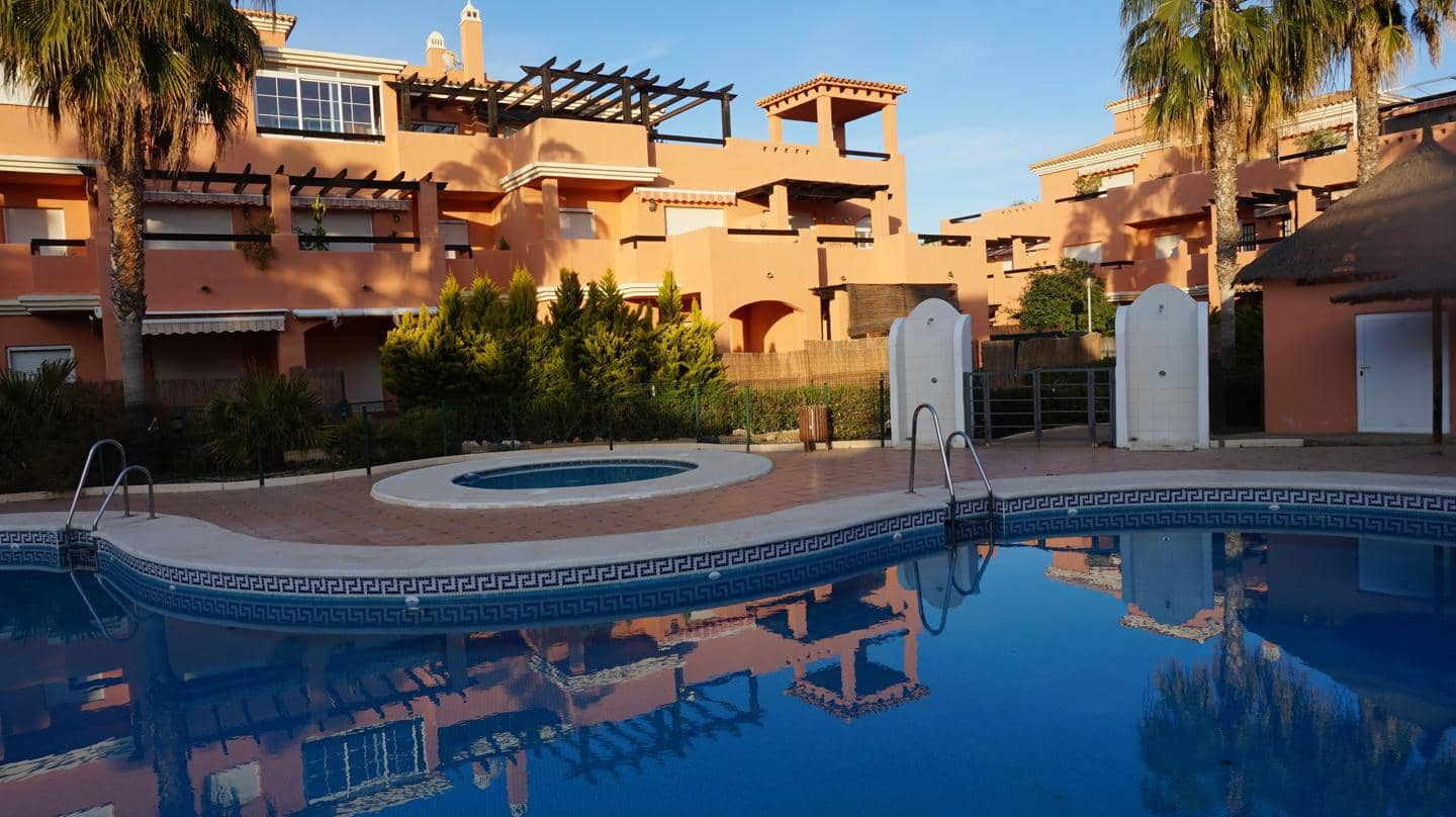 2 bedroom Flat for holiday rental in Vera with pool - € 750 (Ref: 5324107)
