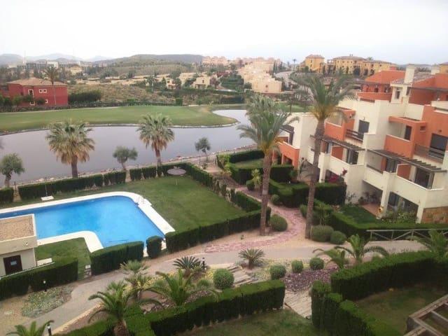Piso de 2 habitaciones en Vera en alquiler vacacional con piscina - 600 € (Ref: 5324124)