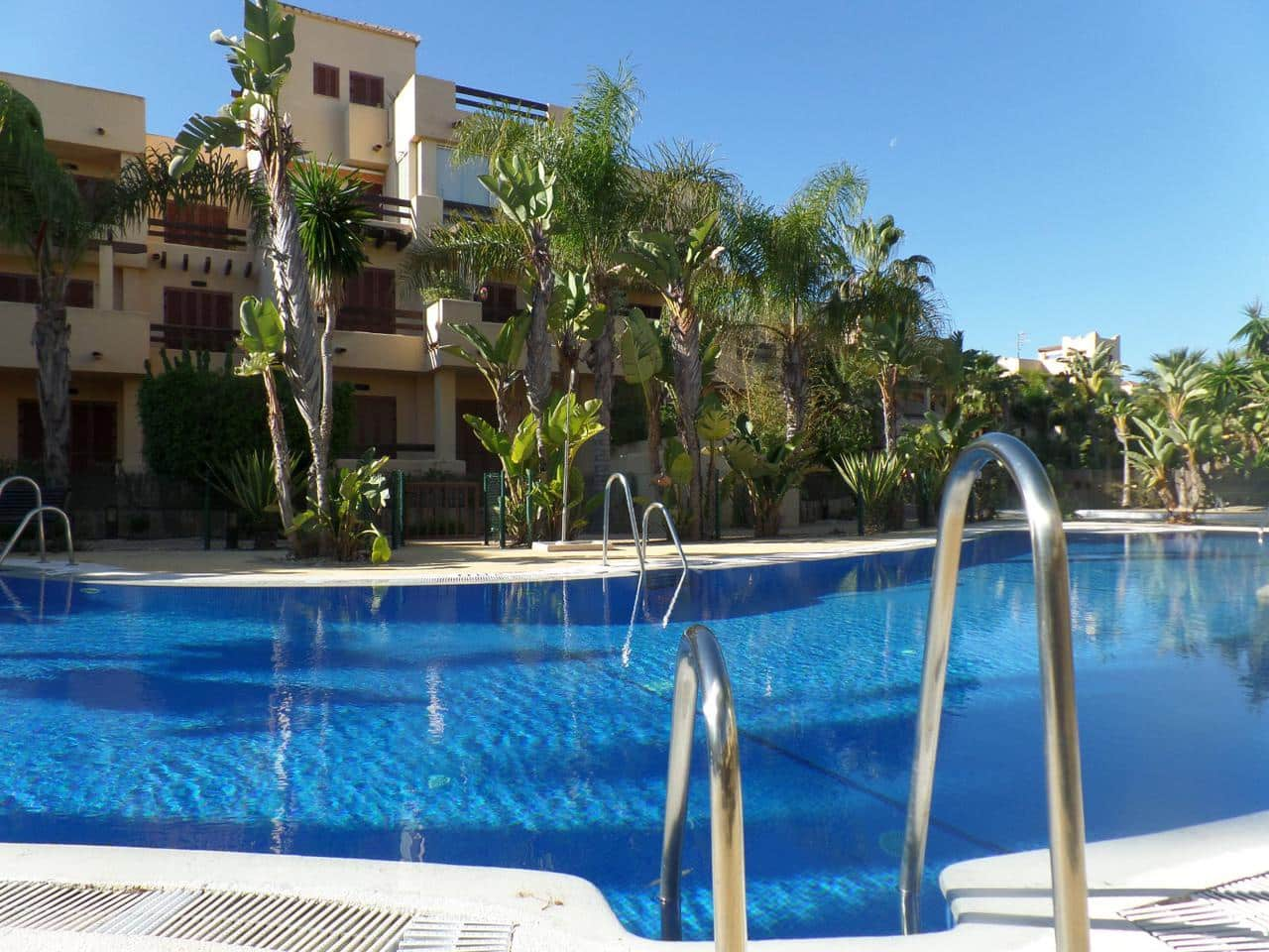 2 bedroom Flat for holiday rental in Vera with pool - € 550 (Ref: 5324133)