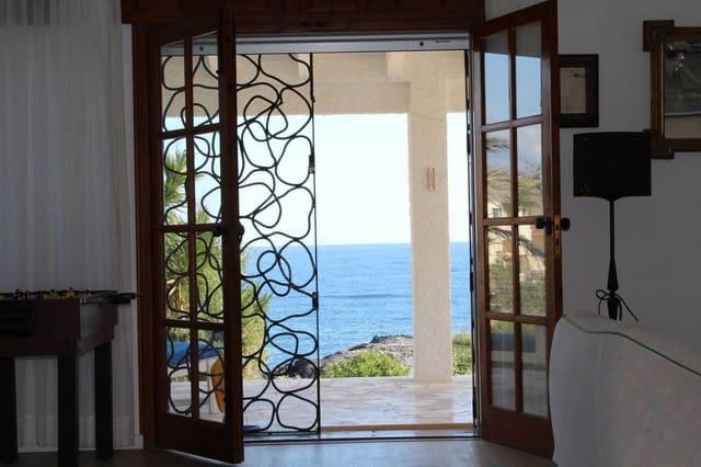 4 slaapkamer Villa te huur in Cuevas del Almanzora - € 4.000 (Ref: 5324147)