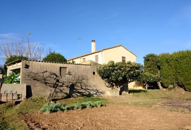 3 chambre Finca/Maison de Campagne à vendre à Ullastret - 470 000 € (Ref: 5872105)