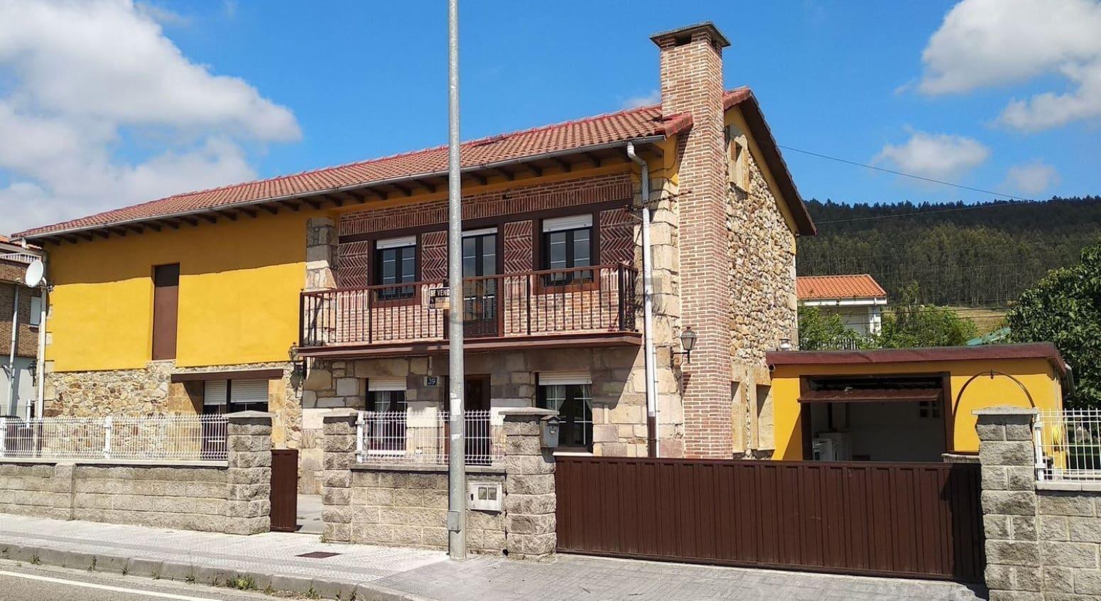 5 Zimmer Reihenhaus zu verkaufen in Zurita mit Garage - 250.000 € (Ref: 4819816)