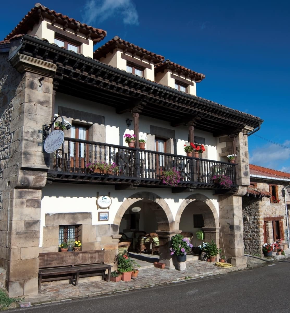 12 quarto Empresa para venda em Los Tojos - 470 000 € (Ref: 4835978)