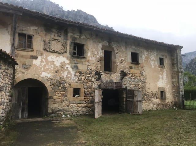 10 chambre Villa/Maison à vendre à Penamellera Alta avec garage - 179 000 € (Ref: 4852838)