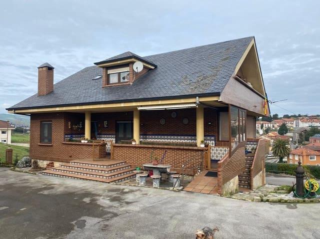 6 sovrum Villa till salu i Hinojedo med pool garage - 360 000 € (Ref: 5075068)