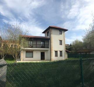 5 sovrum Villa att hyra i Ruiloba med garage - 1 200 € (Ref: 5386713)