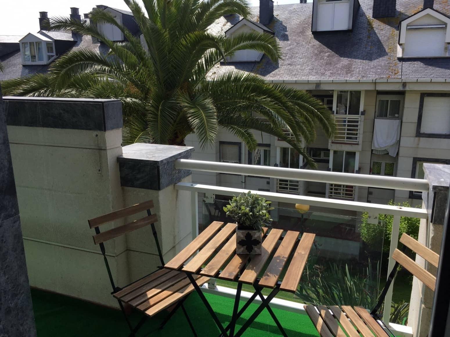2 soveværelse Lejlighed til leje i Santander - € 2.500 (Ref: 5386732)