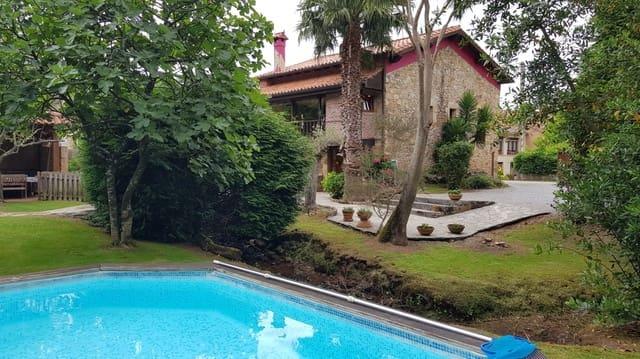 5 sypialnia Willa na sprzedaż w Pamanes z basenem - 329 000 € (Ref: 5446073)