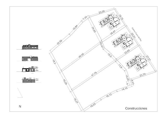 Building Plot for sale in Icod de los Vinos - € 90,000 (Ref: 3424989)