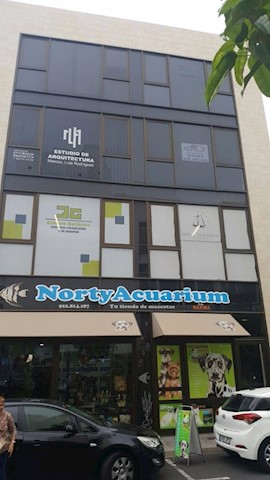 Kontor til leie i Icod de los Vinos - € 500 (Ref: 3878734)