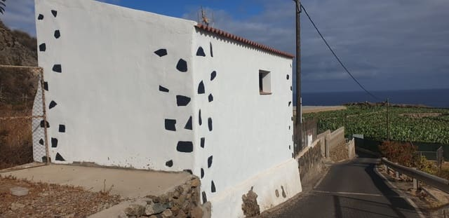 Building Plot for sale in La Guancha - € 100,000 (Ref: 5368883)